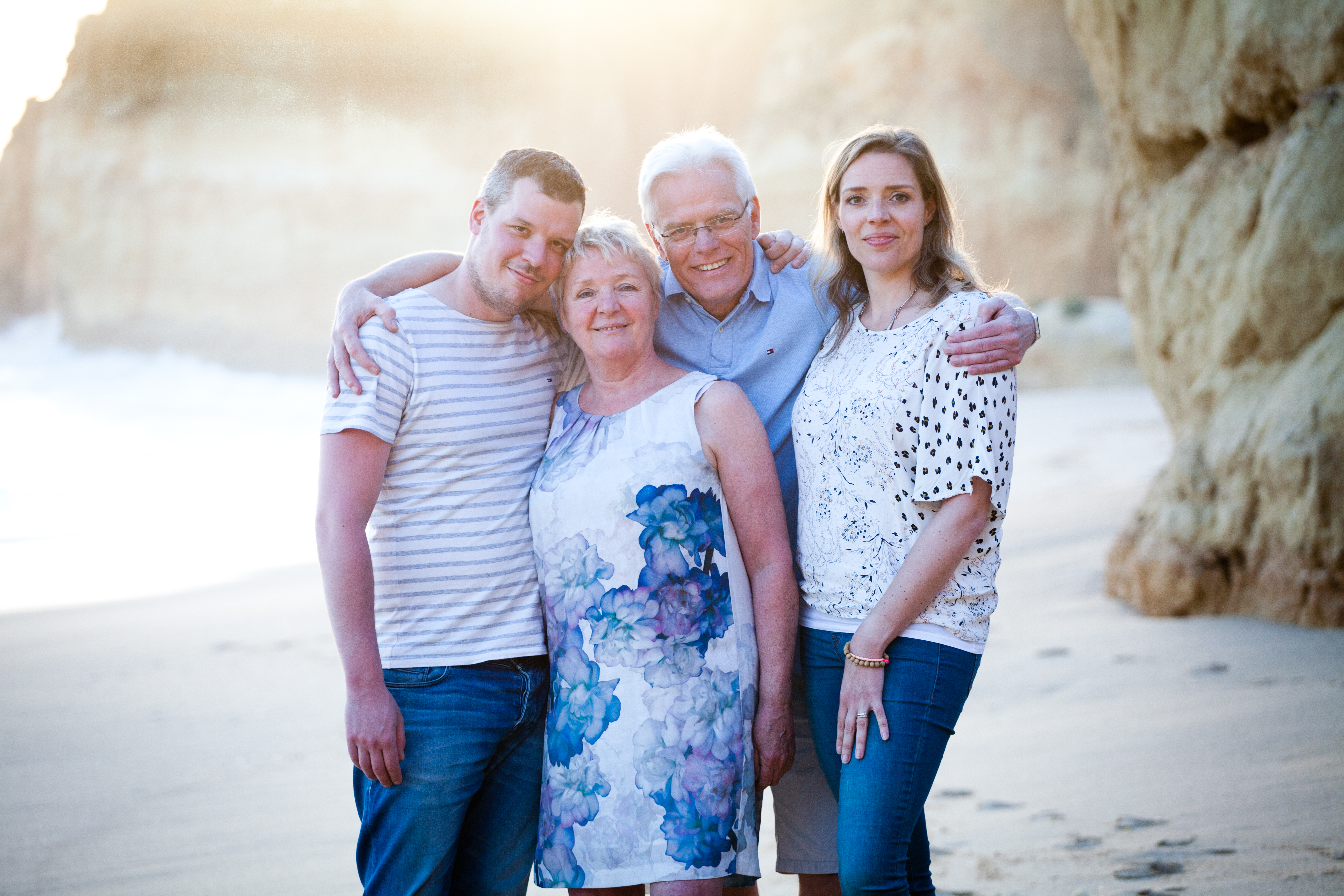 Algarve Family Photo Shoot